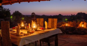 Tuli Safari Lodge. Northern Tuli Game Reserve. Botswana
